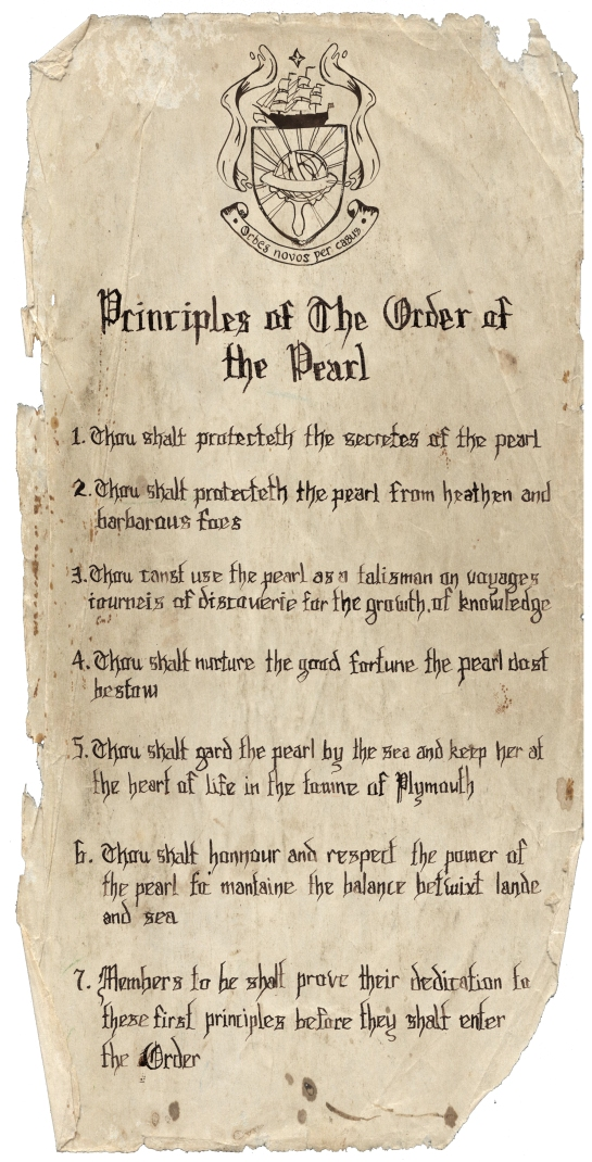 Principles of the Order of the Pearl